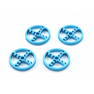 MakeBlock - Timing Pulley 90T-Blue(4-Pack)
