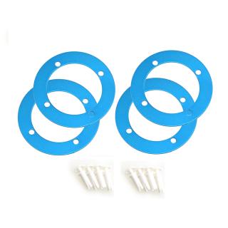 MakeBlock - Sastavnica za koloturu razvodnog remena 90T B - Plava (4-Kom)