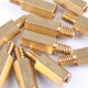 Makeblock - Brass Stud M4*12+6 (10-Pack)