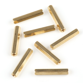 Makeblock - Brass Stud M4*32 (8-Pack)