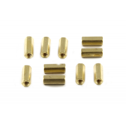 Makeblock - Brass Stud M4x16(10-Pack)