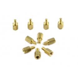 Makeblock - Brass Stud M4x16(10-Pack)