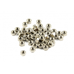 MakeBlock - Nut 4mm(50-Pack)