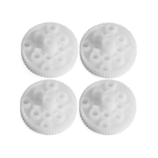Makeblock - Plastic Timing Pulley 62T (4-Pack)