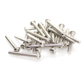 MakeBlock - Socket Cap Screw M4x35-Button Head (25-Pack)