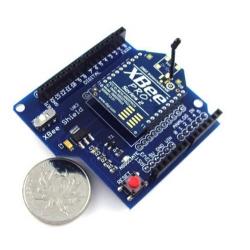 Chipskey - arduino Xbee Pro Shield