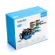 mBot V1.1 - STEM Educational Robot Kit for Kids - WIFI 2.4G - Blue