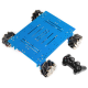 MakeBlock - Mecanum Wheel Robot Kit with Orion and Handle