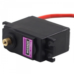 TowerPro High Torque MG996R Metal Gear Digital Servo for Futaba JR RC Car Boat Helicopter