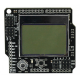 SainSmart Graphic LCD4884 Shield For Arduino Duemilanove UNO MEGA2560 MEGA1280