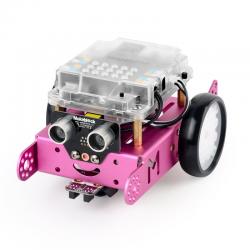 mBot V1.1 - STEM Edukacijski Robot Set za djecu - Bluetooth - Rozi