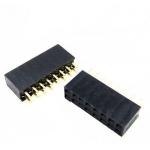 Ženski pin Header 2x8 pin - ravni