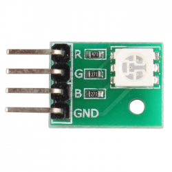 5050 PWM RGB 3-color full-color LED SMD module