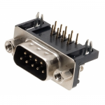 DR9 RS232 VGA male connector