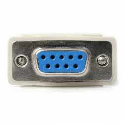 DR9 RS232 VGA female connector 9-pin
