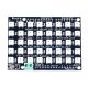 8x5 (40 LED) Matrix WS2812 LED 5050 RGB Full-Color Driver Board
