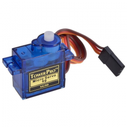 TowerPro SG90 9G micro small servo motor 360 degree turn - RC Robot Helicopter for Arduino 2560 UNO R3 AVR A049