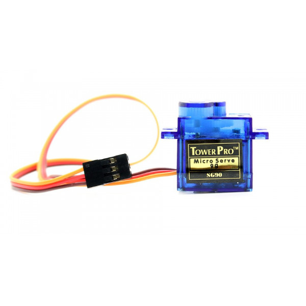 TowerPro SG90 9G micro small servo motor 360 degree turn - RC Robot