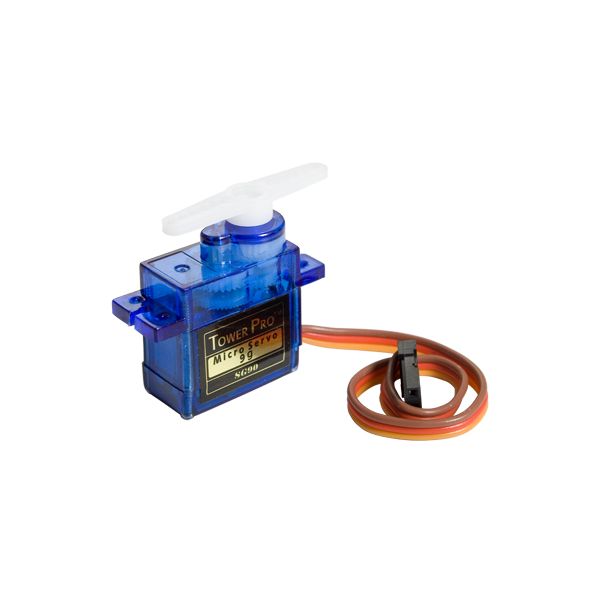 TowerPro SG90 9G micro small servo motor 360 degree turn