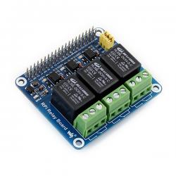 Raspberry Pi Relay Board - 3-channel - 5V