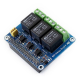 RPi Relay Board 3 Channels 5V