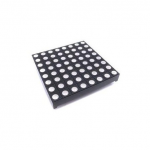 LED Dot Matrix Display Screen - 8x8/60 mm/common anode - RGB
