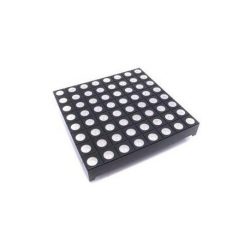 60mm three-color full-color, RGB common anode LED Dot Matrix Display Screen