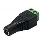 Ženski 5.5x2.1mm DC Strujni konektor adapter