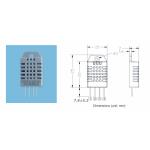 AM2303 digital temperature and humidity sensor temperature probe alternative SHT75
