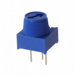 Breadboard Trimpot/potentiometer 3386P 10K with Knob