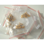 Monolithic Kits, 20p-105 (1uf) ,10pcs of 16kinds : 104 15P 30P(300) 471 47P 102 2200(222) 333 103(0.01UF) 473 100P 20P 334