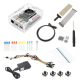 Raspberry Pi 3 GPIO Starter Kit - EU standard