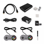 Raspberry Pi 3 RetroPie Game Station kit - EU version