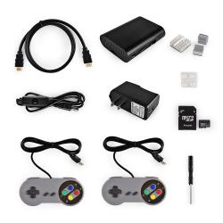 Raspberry Pi 3 RetroPie Game Station kit - EU standard