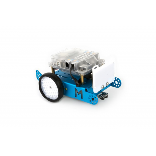 mBot v1.1 Explorer Kit - STEM Educational Robot Kit for Kids - Bluetooth - Blue