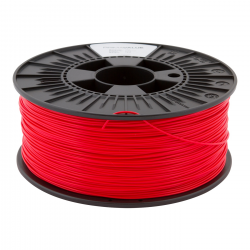 PrimaValue ABS Filament - 1.75mm - 1 kg spool - Red