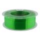 Filament - EasyPrint - PETG - 1.75mm - 1 kg - Transparent Green