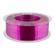 Filament - EasyPrint - PETG - 1.75mm - 1kg - Transparent Purple