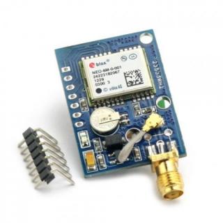 SainSmart Ublox NEO-6M Uart/IIC GPS Module for Arduino