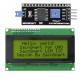 SainSmart LCD display - IIC/I2C/TWI serial 20x4 - Yellow