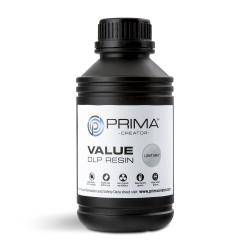 PrimaCreator Value UV / DLP Resin - 500 ml - Light Grey