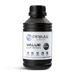 PrimaCreator Value UV / DLP Resin - 500 ml - Black