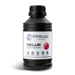 PrimaCreator Value UV / DLP Resin - 500 ml - Transparent red