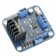 SainSmart L298N Dual H Bridge Stepper Motor Driver Controller Board Module for Arduino Robot