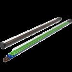 PCL Filament - 15 m - Green, Blue, Brown