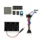SainSmart UNO R3 Starter Kit With 16 Basic Arduino Projects