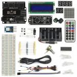 SainSmart Nano V3+1602LCD Starter Kit With 17 Basic Arduino Projects