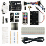 SainSmart Leonardo R3 Starter Kit With 16 Basic Arduino Projects