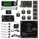 Ramps 1.4 + A4988 + Mega2560 R3 + LCD 2004 3D Printer Controller Kit For RepRap