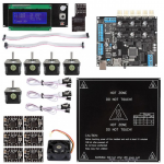 Megatronics V2.0 + A4988  + LCD2004 3D Printer Controller Kit For RepRap